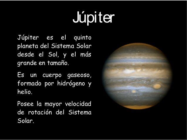 Planeta Jupiter Imagenes Resumen E Informacion Para Ninos Planeta Jupiter Sistema Solar Imagenes Del Sistema Solar