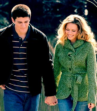 One Tree Hill - Naley  - Nathan Scott (James Lafferty)  Haley James Scott (Bethany Joy Lenz) Always and Forever - Season 3