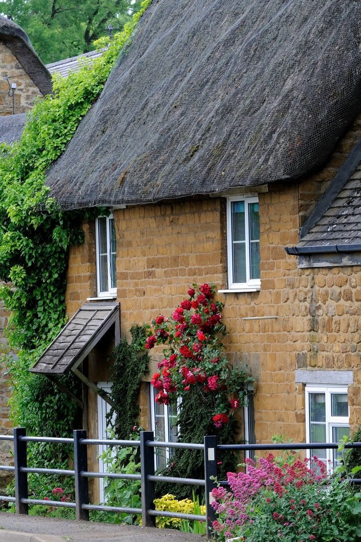 397 Best English Cottages Images On Pinterest English