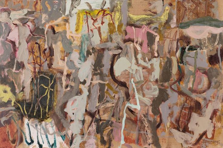 In/Out: Out/About: Elisabeth Cummings Paintings