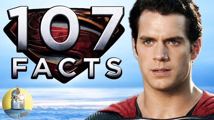 107 Superman Facts YOU Should Know ft ItsJustSomeRandomGuy (@Cinematica)