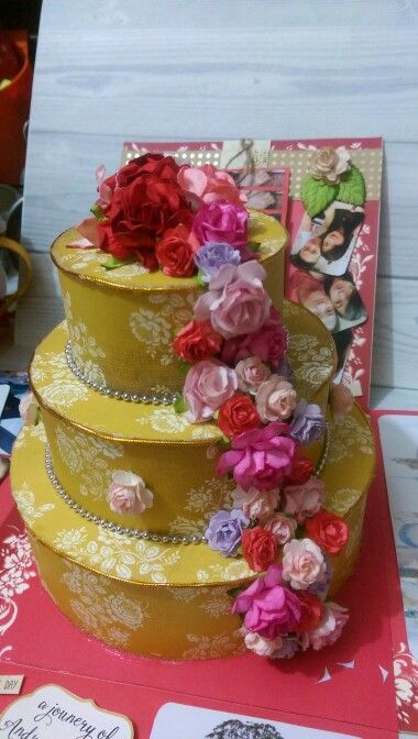 Wedding cake craft