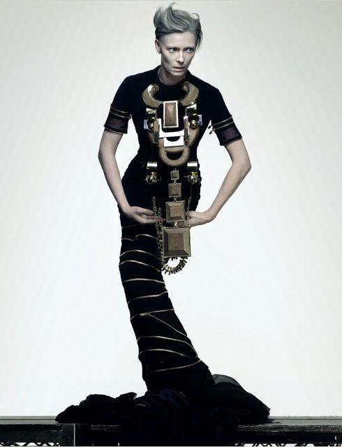 Isis Trends: Another Magazine - Tilda Swinton