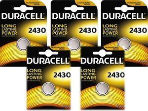 a 2x duracell cr2430dl2430 pila de boton de litio blister de pilas hasta 2025avisus
