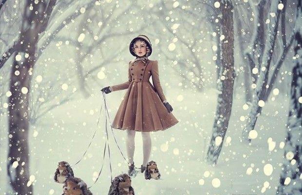 ロシアの女性写真家「マルガリータ・カレヴァ(Margarita Kareva)」。 彼女の作品が、「おとぎの国すぎる」と世界の女性を沸かせています! 「ファンタジーの本」からインスピレーションを受けて写真を撮る、 という彼女の世界観に浸りましょう!