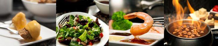 The Melting Pot Menu a Fondue Restaurant Menu