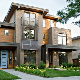 34 Best Architecture Duplexes Images On Pinterest