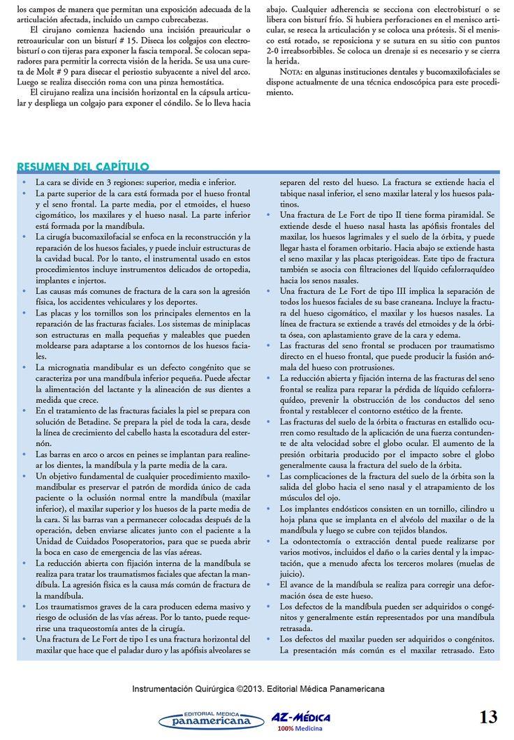 Libreria AZ-Médica - Cirugía Bucal y Maxilofacial
