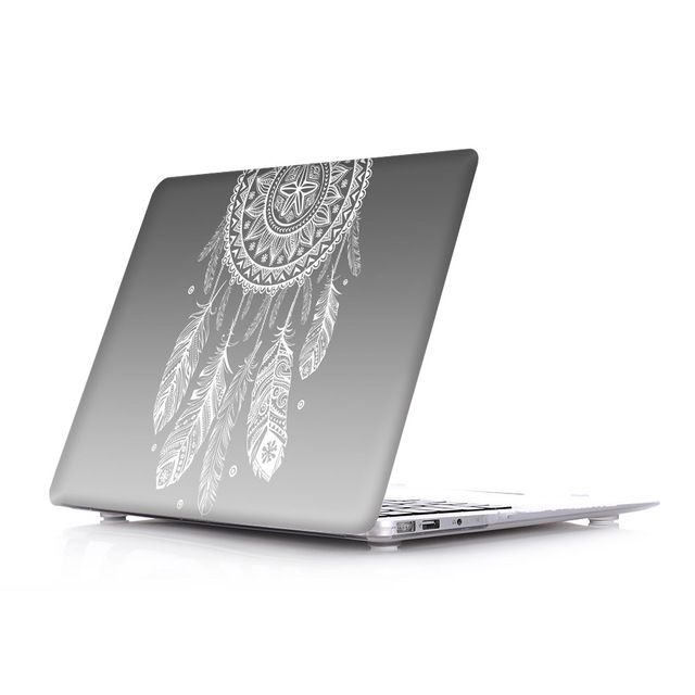 【 $21.24 & Free Shipping 】Dream catcher Feather Pattern Hard Case For Macbook air Pro 13 Retina display Print Cover | Buying & Reviews on AliExpress