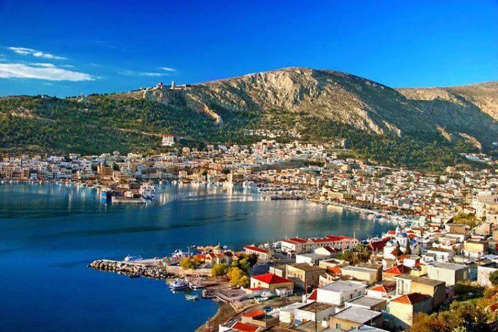 Kalymnos island #Greece