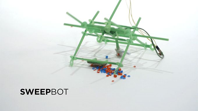 Quirkbot: Make your own robots with drinking straws! by Kids Hack Day — Kickstarter