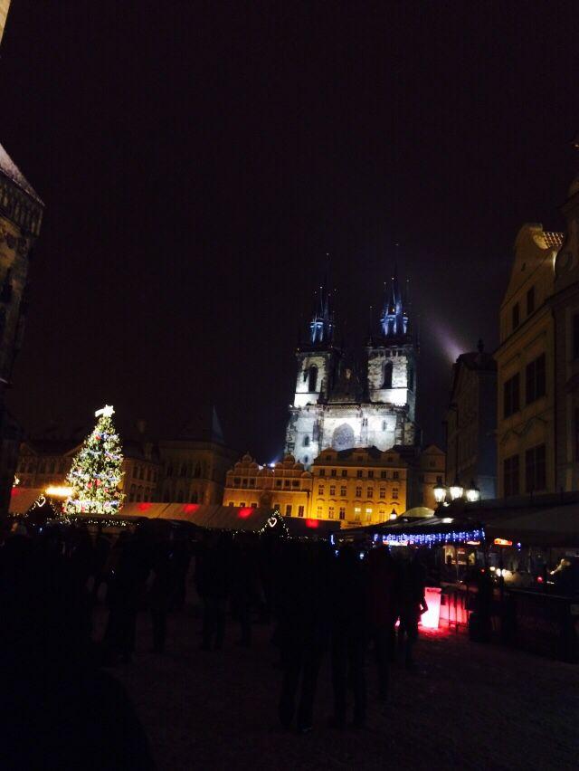 Praha!