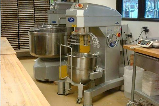 Commercial Bakery Equipment