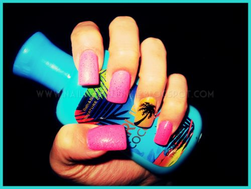 Beaches Nail Designs Nail Junkie Ready For The Beach