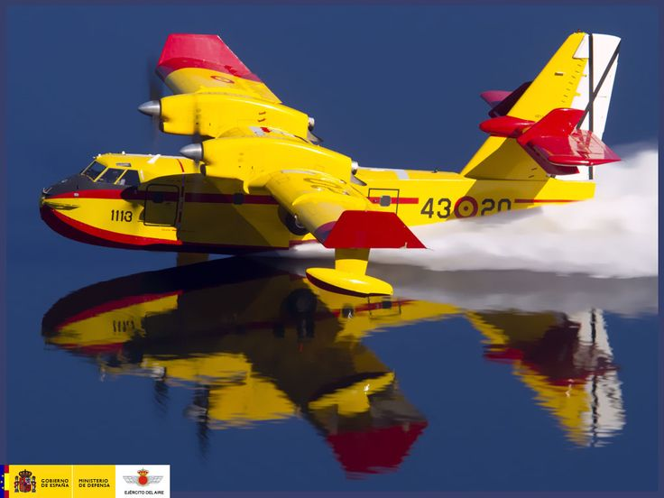 CL-415 ALA 43, SPANISH AIR FORCE