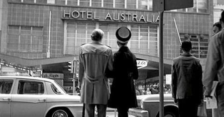 Angus O'Callaghan's Melbourne