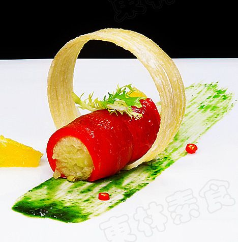 108 best images about presentation plating on pinterest - Contemporary cuisine recipes ...