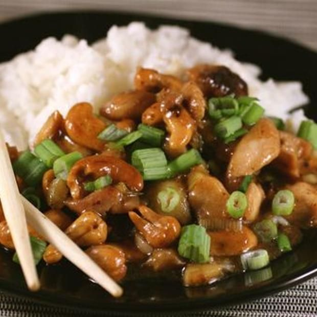 Cashew Chicken Recipe main-dish, dairy free, low carb, chinese new year, dinner, asian, chinese with 13 ingredients Recommended by 20 users.