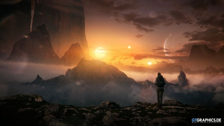 Inspired by the many storys of a habitable planet at Alpha Centauri I decided to…