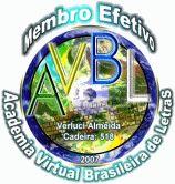 ACADEMIA VIRTUAL BRASILEIRA DE LETRAS - Membro 518 - VERLUCI ALMEIDA