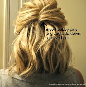 Nice for medium length wavy hair.