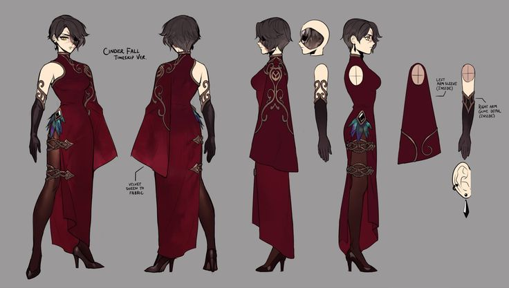 Cinder Fall | RWBY Wiki | Fandom powered by Wikia