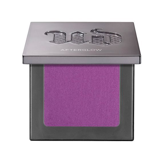 NEW! Urban Decay Summer 2015 Afterglow 8-Hour Powder Blushes! in Bittersweet, matte bright purple $26.00 Want a sexy, lit-from-within glow? Fake a perfect flush with our Afterglow 8-Hour Powder Blush. Like the lingering effects of a romantic rendezvous, Afterglow won't quit. Wait until you feel it. Lightweight yet luxurious, Afterglow has a soft, creamy texture that always applies beautifully. Our extremely blendable, finely milled formula goes on sheer and provides EIGHT long hours of…