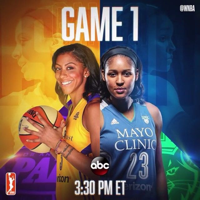 "48 k gilla-markeringar, 293 kommentarer - NBA (@nba) på Instagram: ""It's GAMEDAY! The 2017 #WNBAFinals between the defending champion @la_sparks and @minnesotalynx…"""
