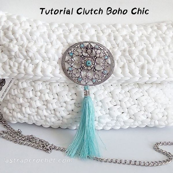 ♥♥Nueva web de www.lastrapcrochet.com♥♥ Y si entras podrás ver este tutorial para hacer este bonito ▶ http://www.lastrapcrochet.com/clutch-boho-chic/ ◀ ♥♥Nova web de lastrapcrochet.com♥♥ Si entras podras veure aquest tutorial per fer aquest bonic ▶Clutch Boho Chic◀ #lastrapcrochet #tutorialestrapillo #tutorialstrapillo #clutch #cabrils #vilassardemar #vilassardedalt #premiadedalt #premiademar #masnou#badalona #barcelona#