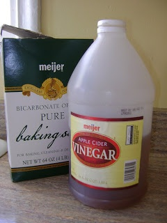 Baking Soda Shampoo w/ Apple Cider Vinegar Rinse = NATURALLY GORGEOUS HEALTHY HAIR!!!