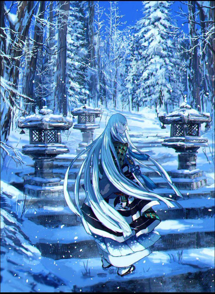 【刀剣乱舞】江雪さんと雪景色【とある審神者】 : とうらぶ速報~刀剣乱舞まとめブログ~