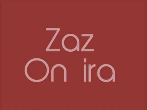 Zaz On ira (Paroles / lyrics) - YouTube