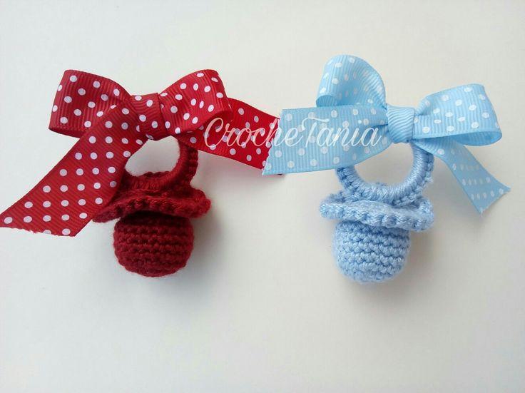 Chupas a crochet