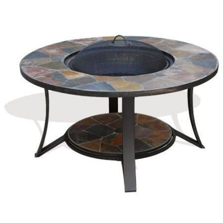 MADEIRA SLATE MOSAIC FIRE PIT TABLE: Amazon.co.uk: Garden & Outdoors
