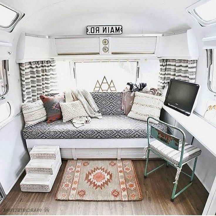 Awesome Top 50+ RV Campers Interior Remodel Hacks Ideas https://freshouz.com/top-50-rv-campers-interior-remodel-hacks-ideas/