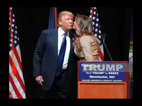 Top 10 president Dronal Tramp is best kiss video