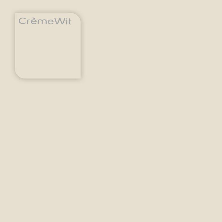 Flexa Strak op de Muur/Strak in de Lak kleur: Crème Wit. Klik op de foto om een Flexa Kleurtester te bestellen.     #kleur #kleuradvies #interieur #kleurstaal #kleurtester #decoratie #color #colorsample #coloradvice #interior #decoration #cremewit #white #wit