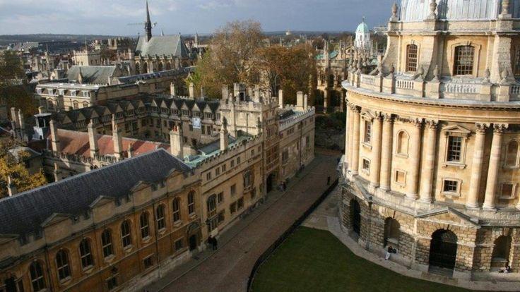 Oxford and Cambridge top world university rankings - BBC News