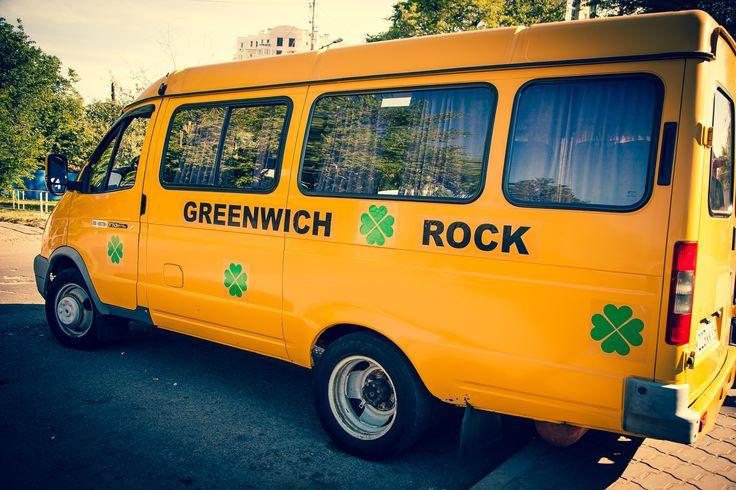 Нельзя не отметить и этот момент, как один из запоминающихся! Организация поездки с ребятами в Хаджохскую теснину сопроводилась очередной интересной идеей Натальи Кан - GREENWICH-маршрутка) #greenwichfamily