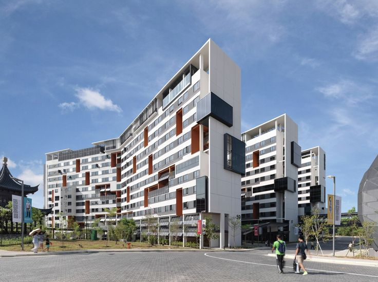 Gallery - SUTD Housing and Sports / LOOK Architects + Surbana International Consultants - 15