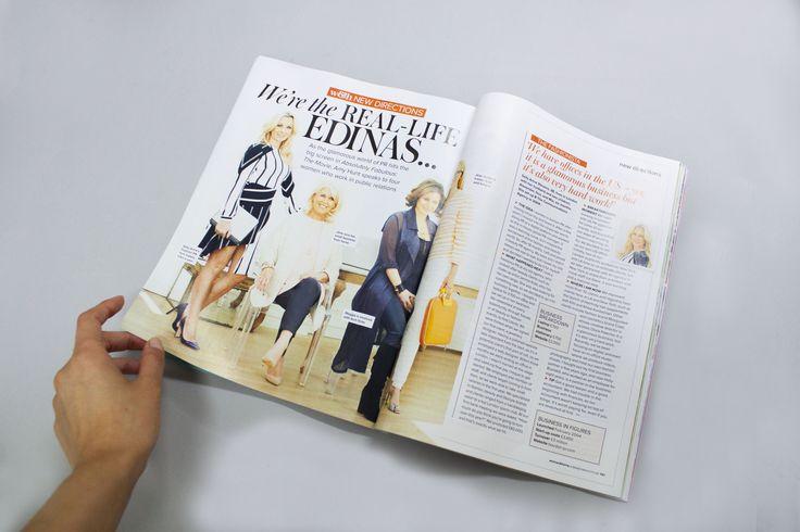 Sally-Anne Stevens CEO woman&home interview #fashion #style #PR #CEO #business #interview #womanandhome #beautyPR #fashionPR #BPublicRelations #BPR