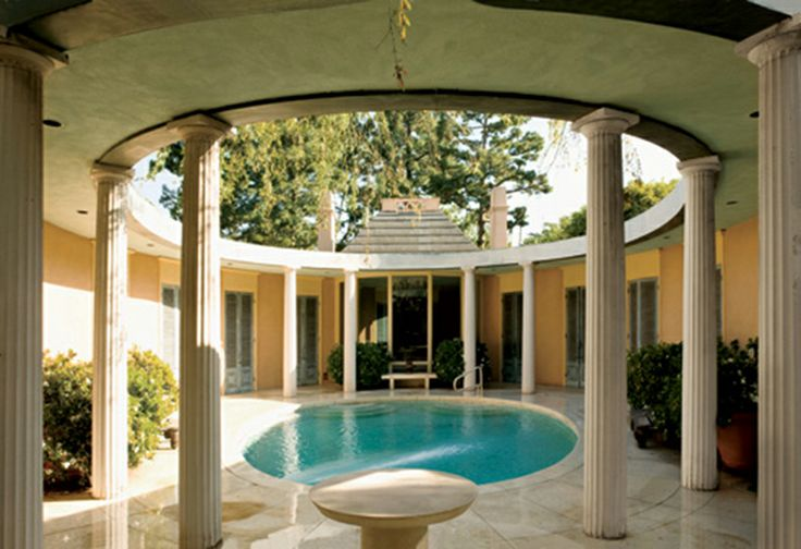1000 images about greek and roman style home decor ideas for Roman style pool design