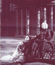 A little Night Music - Stephen Sondheim. Dir: Mario Gas EL METEORITO DEL TEATRO: Teatro Albéniz