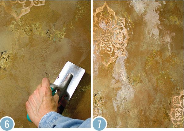 17 Best Images About Painted Faux Finishes On Pinterest