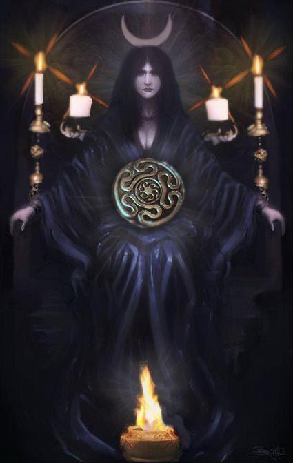 Hecate - Dark Goddess Incense - Mermade