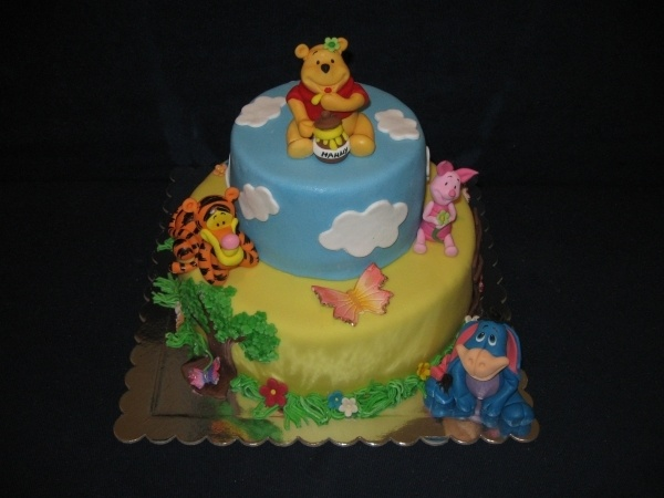 Cakes For First Birthday Party
