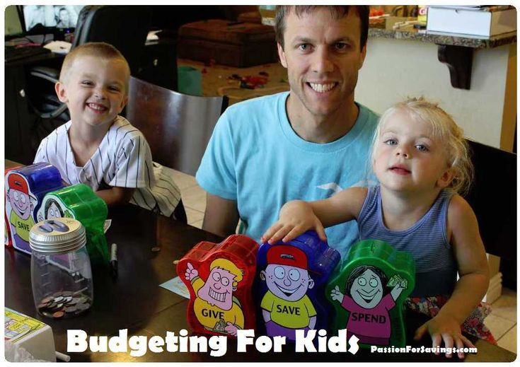 Budgeting Basics: Teaching kids about Money!