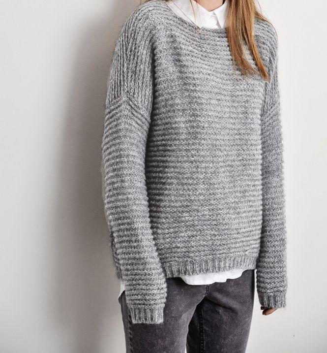 cozy knit basic warm