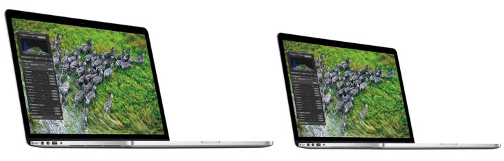 Yes! 13-in Retina MacBook Pro is in the works!