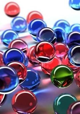 Download Free Glass Marbles Mobile Wallpaper Contributed